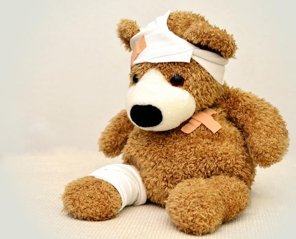 What is addiction - a teddy bear