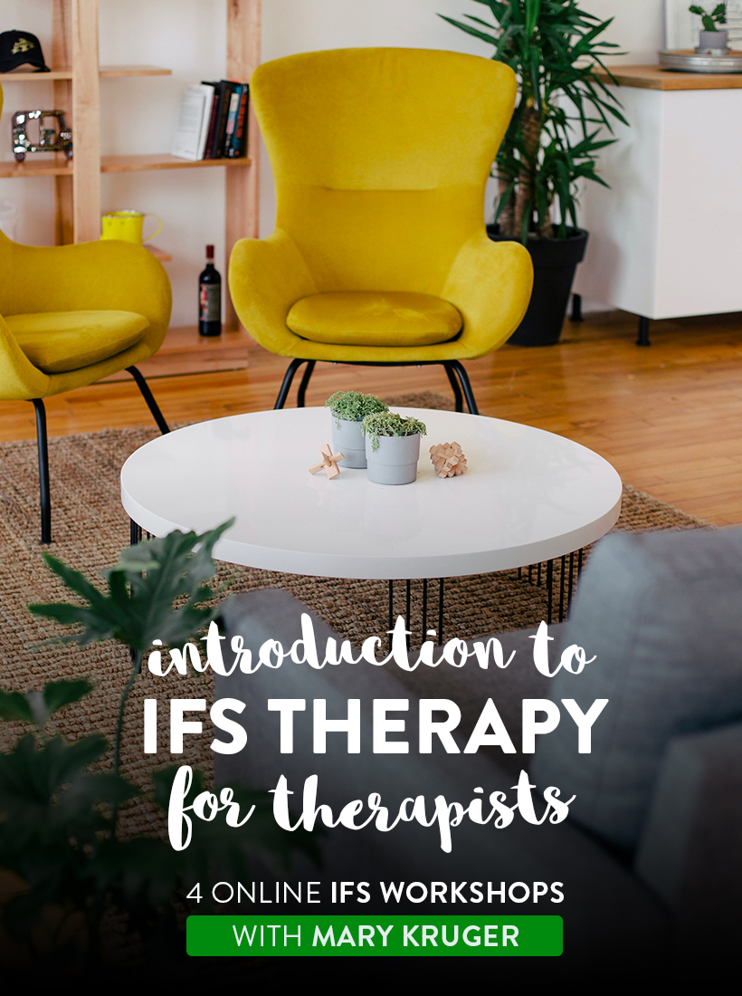 Introduction to IFS Therapy for therapist