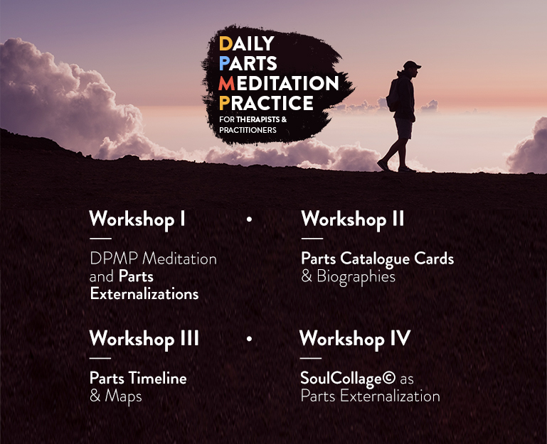 Daily Parts Meditation Practice for Therapists & Practitioners 8