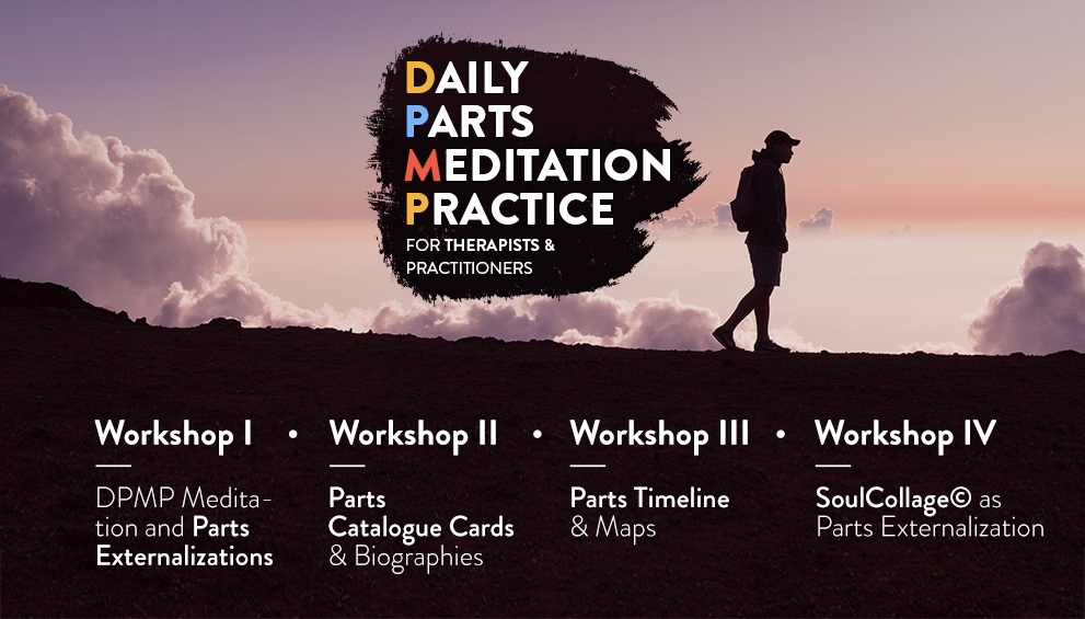 Daily Parts Meditation Practice for Therapists & Practitioners 9