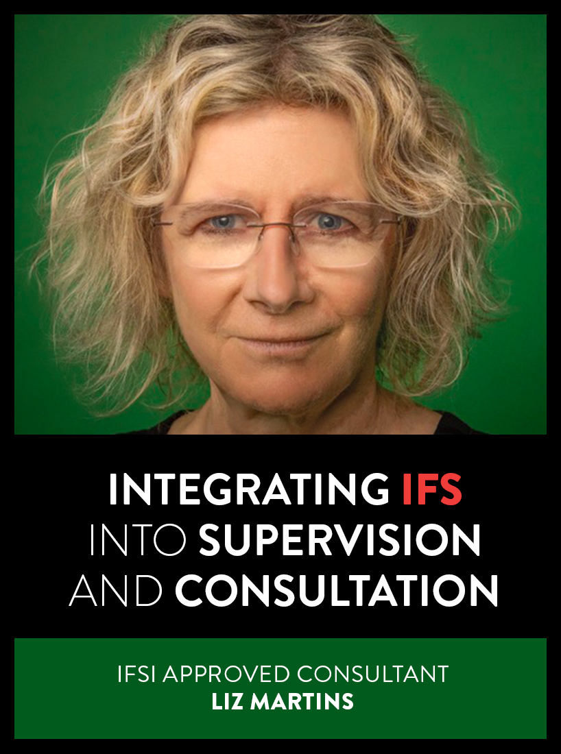 Integrating IFS into supervision and consultation